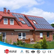 low price solar panel with backup battery