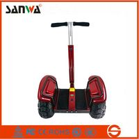 Sanwa hotsale 2015 newest electric scooter evo top quality cheap price
