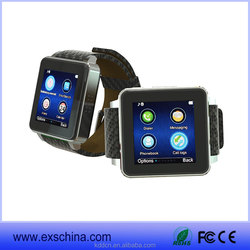 Newest 1.54inch calls reminder Smart Watch phone with GPRS