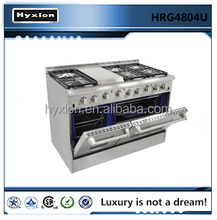 Freestanding Installation and With Oven Function open burner gas range