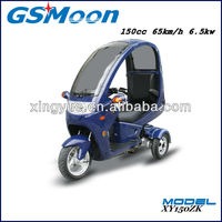 china top roof 150cc EEC/DOT three wheels scooter