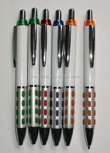 office and school supply hot cheap Multi-function plastic ball pens/roller tip pen