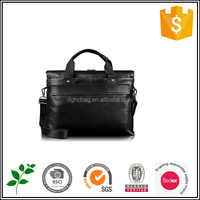 eye-catching genuine leather promotional high quality handbag