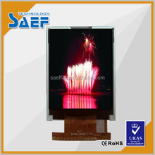 2.0 QCIF display Portrait type 176*220 without Resistive Touch panel