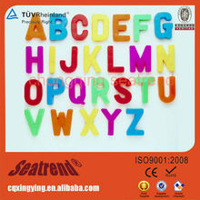 My Rating of Foam Fun - Upper Case Magnet Letters Letter Stickers