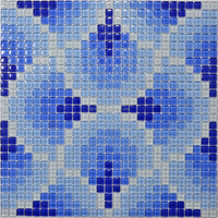 2015 mosaic art bathroom cheap family mix color glass mosaic tile for hotel project,home depot