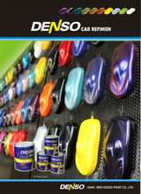 DENSO AUTOMOTIVE PAINT D3200 MS CLEARCOAT HARDENER