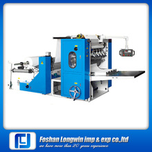 Good quality toilet paper folding and printing machine