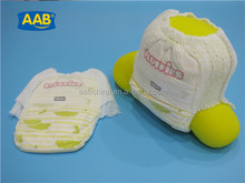 A grade baby pants, ISO9001 & ISO14001,CE,FDA certificates