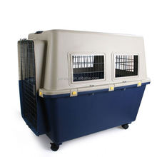 China supplier wood table fit folding pet crate