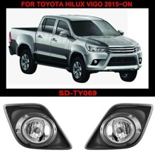 factory produce direct Fog Lamp fog light For toyota hilux vigo 2015-on