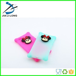 Silicone cheap mobile phone cases for iphone5, 5s