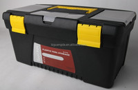 20 years manufacturer of plastic storage box with interlock lid for all kinds tools and garage with a very low price