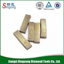 Marble Stone Cutting Diamond Marble Blade Segment Marble Blade Tools Diamond Cutting Tips