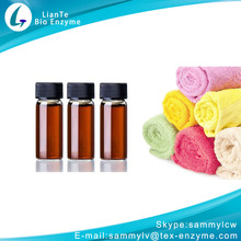 Desizing enzyme liquid alpha amylase enzyme for fabric with high concentration
