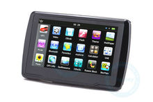 New Technology India Map Car Navigation Model:T-407