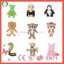 HI meet EN71-2-3 standard plush animal soft toy