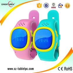 Kids baby gps tracking smart watch positioning watch child locator watch cheap price