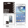 Samsung screen protector for Samsung galaxy s4 mini mobile accessory oem/odm