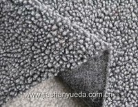snow top sherpa fleece fabric, synthetic fur
