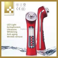 Skin Care Device ultrasonic therapy machine mini electric massager