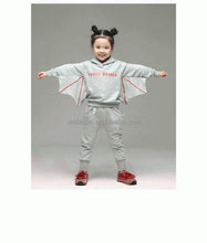wholesale bat man hoodies new design kids boys clothing sets