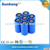 Hot sell 3.7v 5000mah 32600 special size battery for electric bike