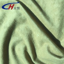 100% polyester knitted fabric speckled velvet with various color and pattern China factory