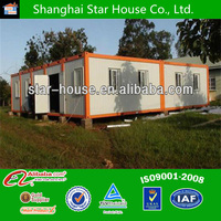 Well design comfortable family living house container room