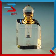 5ml clear fragrance oil bottle glass for women gifts
