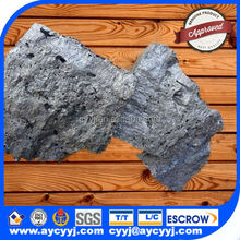 calcium silicon alloy/ CaSi lump/powder from China in steel making
