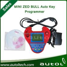 Promotion price Super Highly performance Auto key programmer smart zed bull mini version zed-bull key maker zed bull key maker