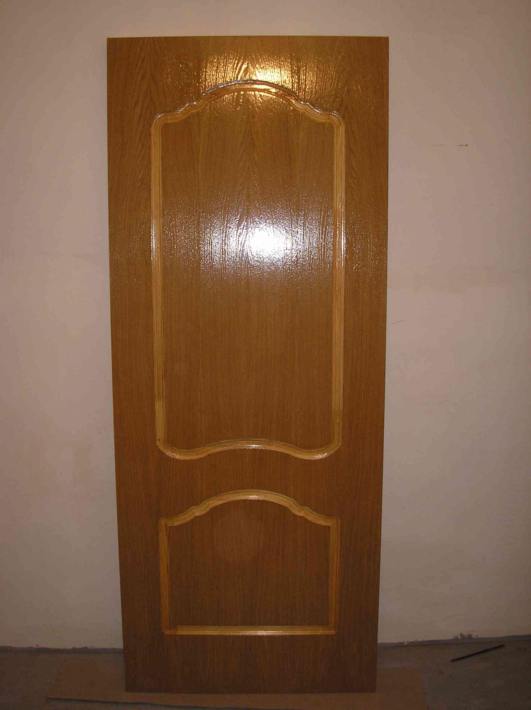 Interior wood doors veneered buy veneer doors product on for Wood veneer doors interior