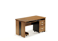 Guoxun Hotsale Study Table office furniture commercial wooden desk MFC table