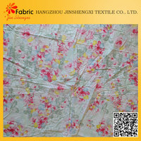 Made in China soft great material bedding use custom organic designer fabric