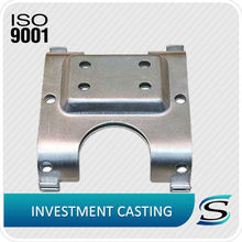 investment casting hinges