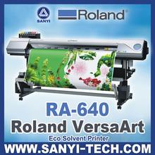 Roland Digital Printing Machine, VersaArt RA640, Original And Brand New