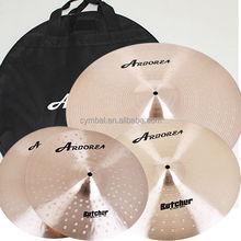 Crash Cymbals,100% Handmade Arborea Butcher Series cymbals/ B20 cymbal