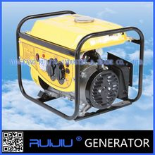 Latest best sell single - clinyder, air cooled, 4 stroke, OHV petrol 3.5kw gasoline generator