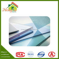 High quality temperature resistant cheap polycarbonate solid sheet