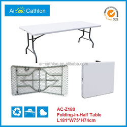 Portable table camping , camping table set , portable beach folding table