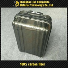 wholesale travel suitcase carbon fiber suitcase cover for luggage