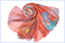 2015 latest fashion wool scarf