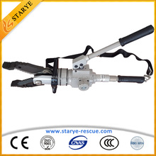 360 Degree Rotate between Blades and Pump Body Hand Operated Combination