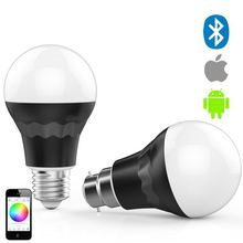 new products 2015,air freshener negative ion activate oxygen led bulb 9w pure white control by SmartPhone