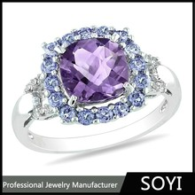 wholesale sterling silver jewelry ring fashion jewelry in chile