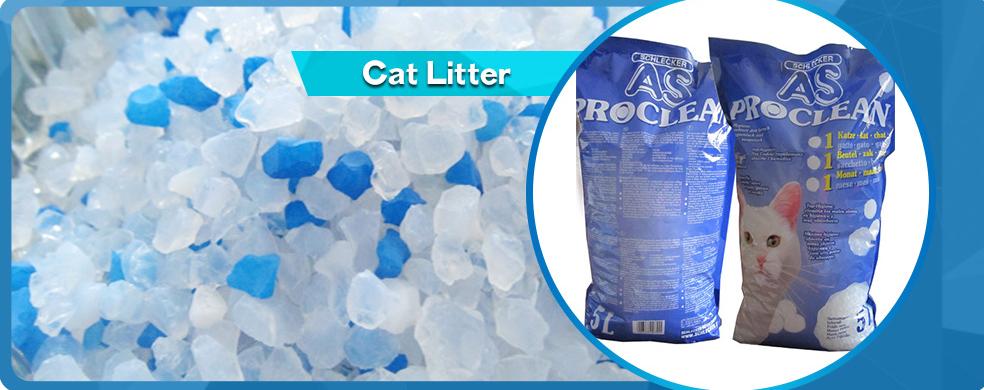 De silice litière pour chat sable vrac-Produits de beauté