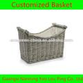 Cesta de frutas/canasta de almacenamiento/venta al por mayor cesta de artesanía