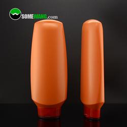Plastic hair shampoo bottle, container for shampoo, body lotion bottle 250ml 300ml