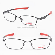 High Quality Titanium Optical frames Trendy Sun eyeglasses Fashion design Eyewear Reading glasses